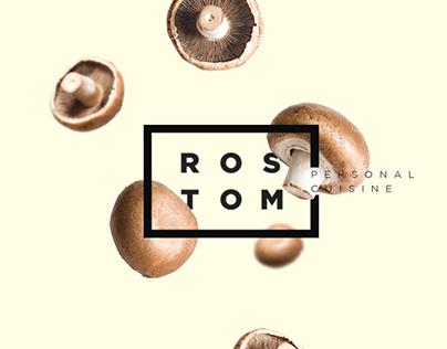 Rostom - Personal Cuisine