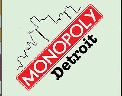 Monopoly Detroit