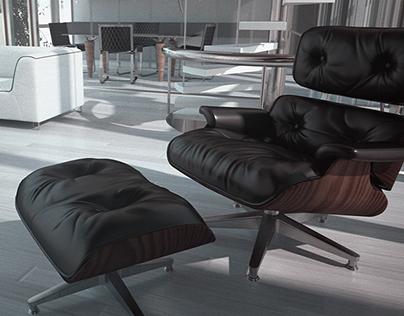CG Living Room