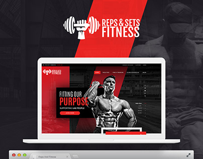 Reps And Sets Fitness