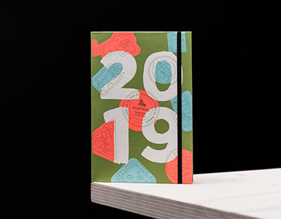 Austral daily planner 2019