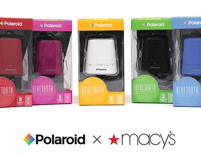 Polaroid for Macy's