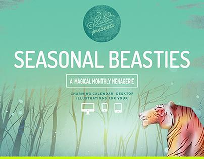 Seasonal Beasties