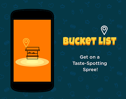 Bucket List : An App Concept