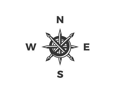 Art Navigator logo design