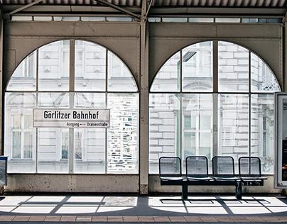 BERLIN - underground view