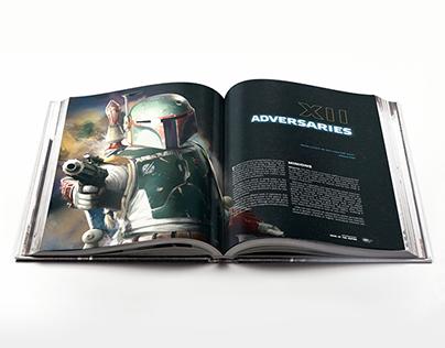 Star Wars: Edge of the Empire / Graphic Design