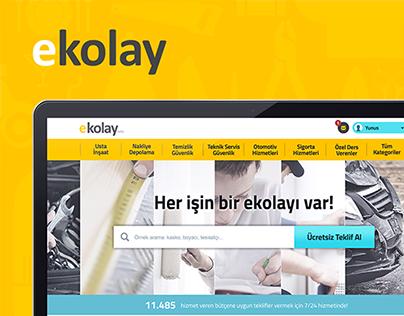 ekolay // Web Site Design
