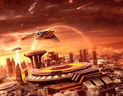 Claro :: Space City