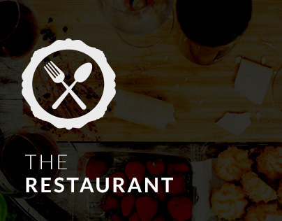 Minimal Restaurant