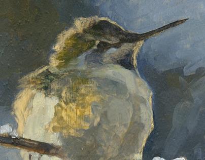 Small Birds | paintings
