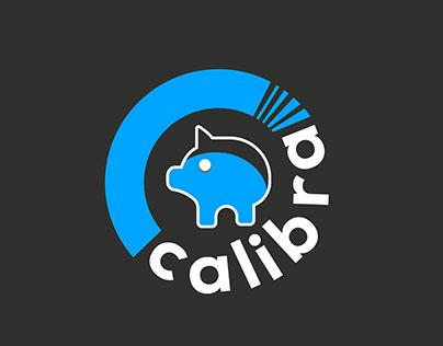 Calibra Brand Logo Design