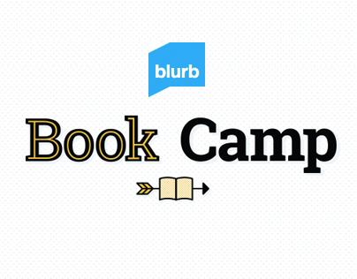 Blurb Book Camp Campaign