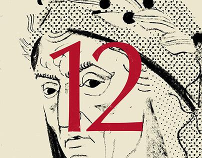 12 Illustrious