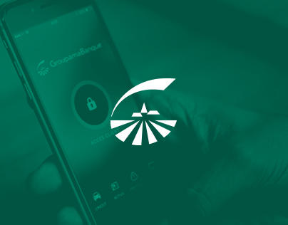 Groupama Banque : iOS App Redesign