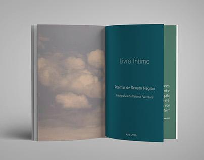 Diagramação e arte_ Livro Íntimo