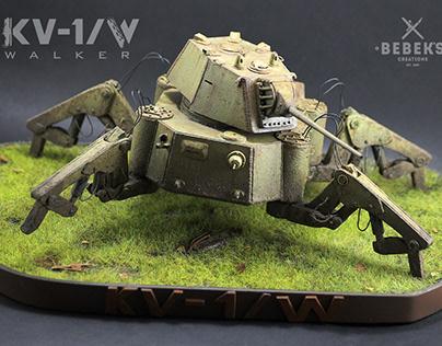 KV-1/W 'Walker'