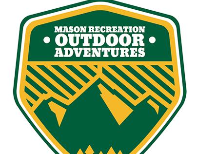 Mason Recreation Outdoor Adventures Logo
