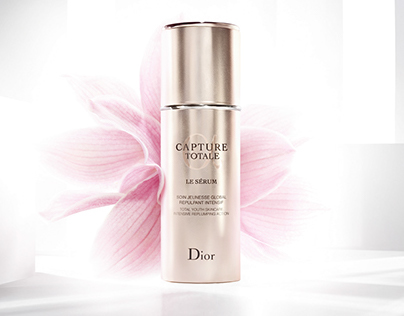 Dior Capture Totale Campaign