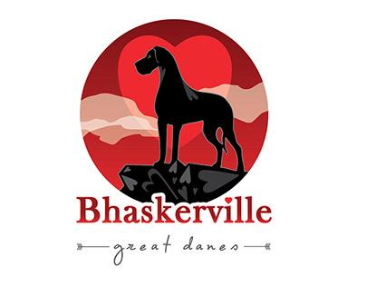 Bhaskerville Danes Logo