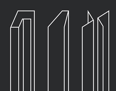 FAX Architectural Design / Brand identity