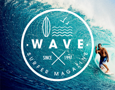 WAVE - Branding & Web Design
