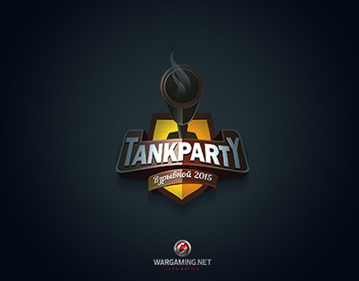 Logo for a party Wargaming design