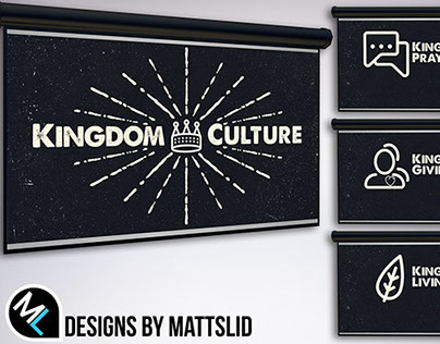 Kingdom Culture Series Artwork