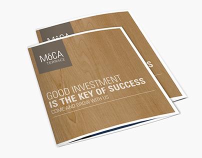 MoCA Terrance Promotional Brochure
