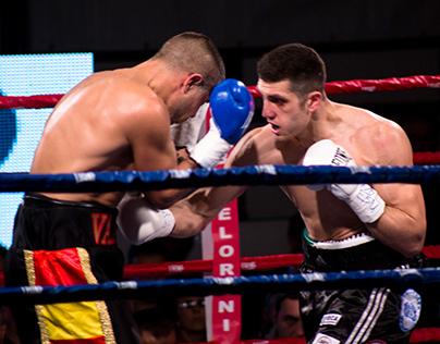 Photojournalism - Fiordigiglio, EU Boxe Champion