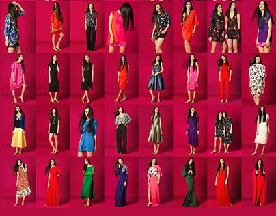 RAJO! DE CHINE Holiday 2014 Lookbook