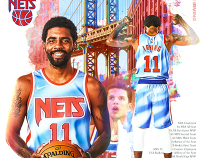 KYRIE IRVING 2021
