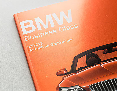 BMW Business Class