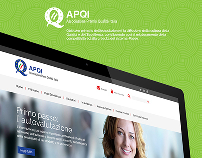 APQI, Corporate website