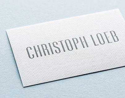 Christoph Loeb – Fotograf