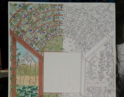 De natura stirpium libri tres (Dibujo)