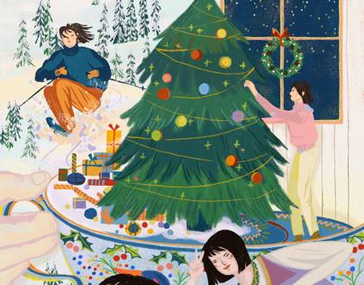 Christmas online