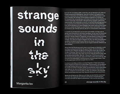 Edit 77 / Title Page Design