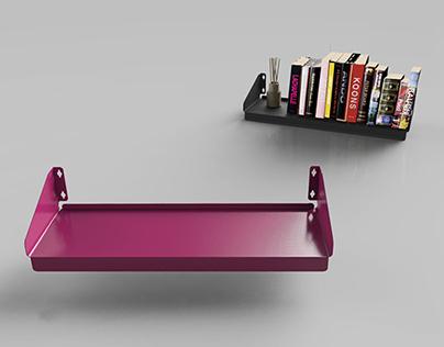 Estante Mensula Sup/ Upper bracket shelf