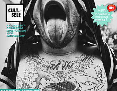Cult of Self Magazine Issue #3