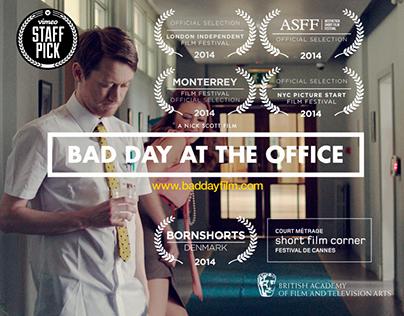 Bad Day at the Office: Bafta qualifying short film