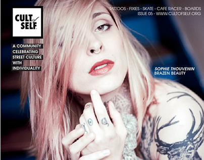 Cult of Self Magazine Issue #5