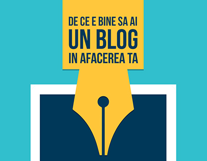 Infographic about Blogs