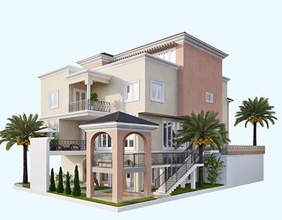 Private_Villa@ Riyadh, KSA