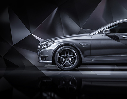 CLS 63 AMG SHOOTING BRAKE STUDIO /FULL CGI/PERONAL WORK