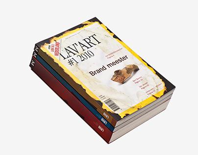 LAVA literature magazine
