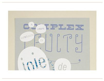 Typographic Explorations