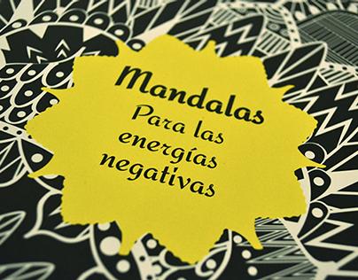 Mandalas para la energía negativa