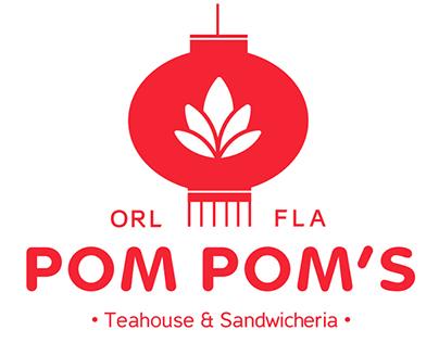 Pom Poms Rebranding