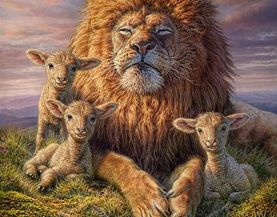 Lion & Lambs